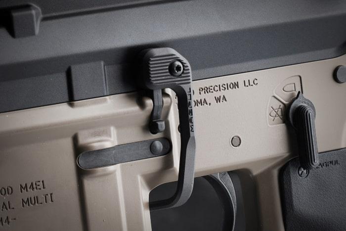 Dźwignia zwalniacza do AR-15 BAD Lever