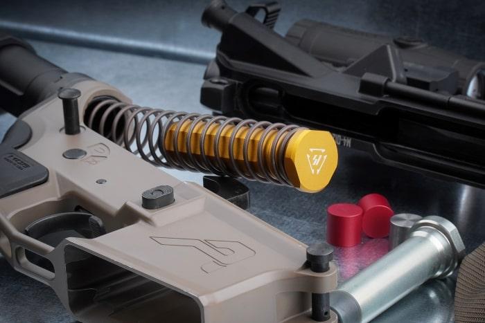 Regulowany bufor do AR-15