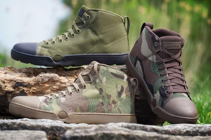 Altama tactical boots