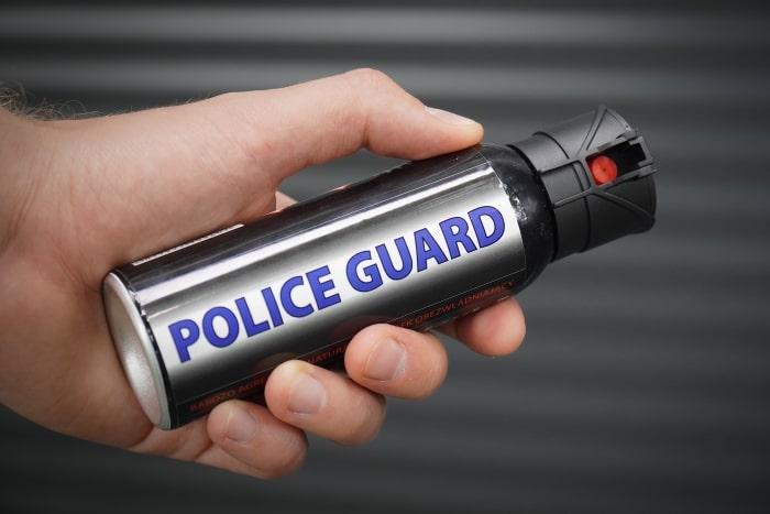 Gaz pieprzowy w żelu Klever Police Guard