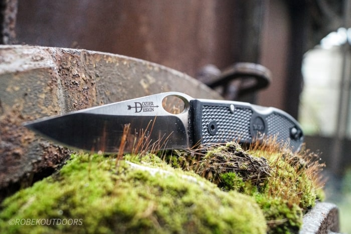 Nóż KA-BAR Folding Hunter Dozier