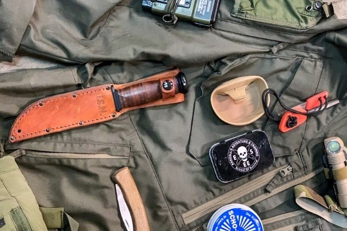Nóż KA-BAR Mk1