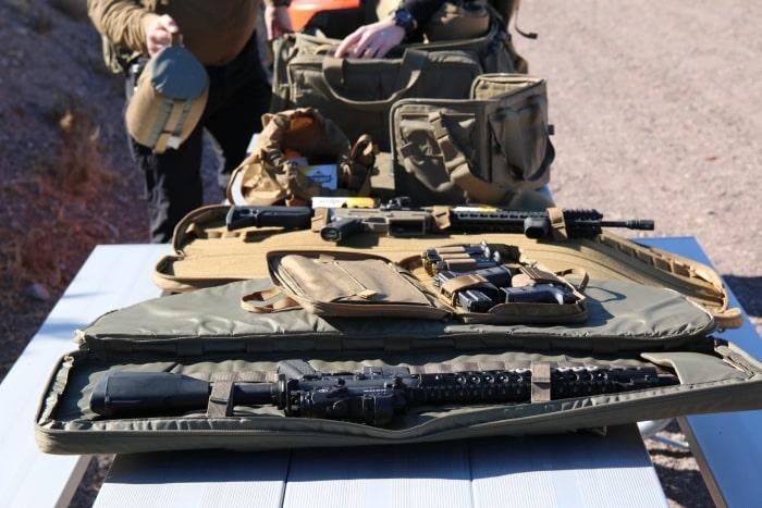 Pokrowiec na broń Helikon Basic Rifle Case