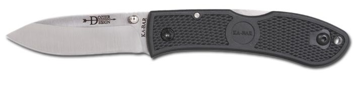 Ka-Bar 4062 – Dozier Folding Hunter