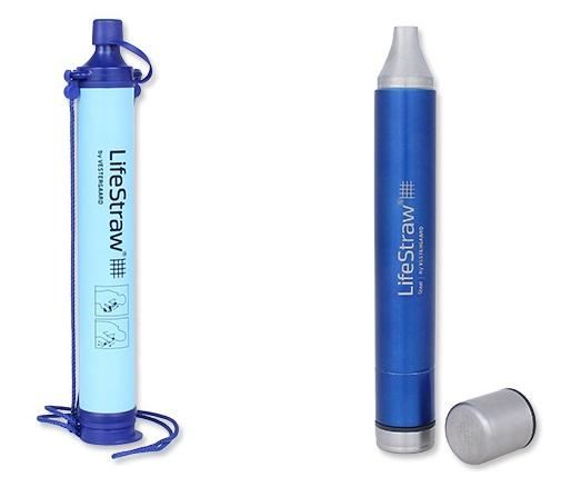 LifeStraw® – Filtr do wody Personal / Filtr do wody Steel Personal – Metalowa obudowa