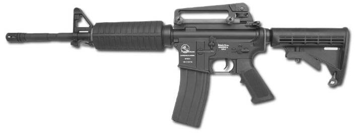 ASG – Armalite M15A4 Carbine