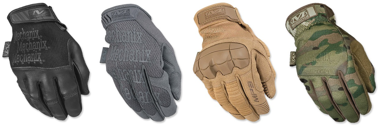 Mechanix Wear – Rękawice