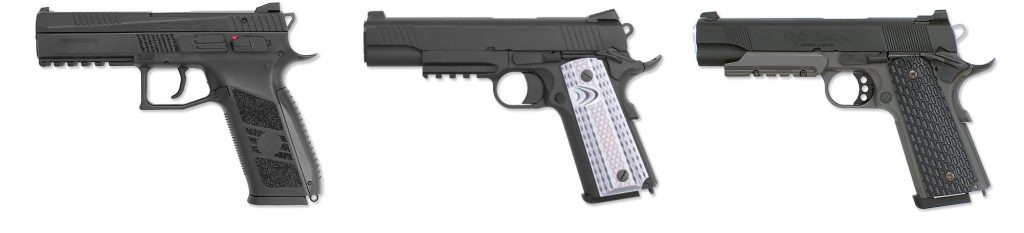 Pistolety na GreenGas