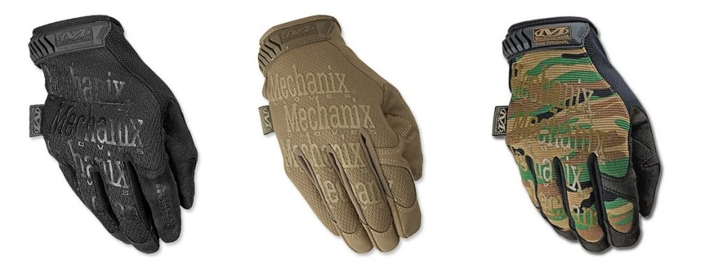 Mechanix – Rękawice Original Glove