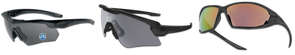 ESS – Crossbow One Polarized / Oakley – SI Ballistic M Frame Alpha Matte Black / Bolle Tactical – Okulary Balistyczne – RANGER