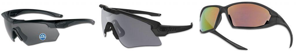 ESS – Crossbow One Polarized / Oakley – SI Ballistic M Frame Alpha Matte Black / Bolle Tactical – Okulary Balistyczne – RANGER